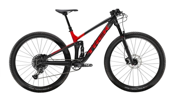 Trek Top Fuel 8 Mountain Bike